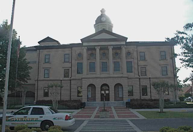 Columbia Courthouse